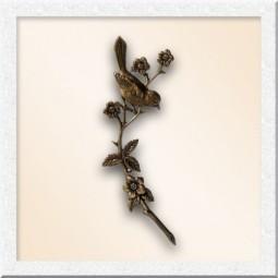 Цветы из бронзы 29144-22