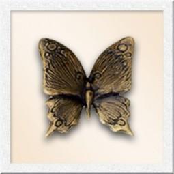 Бабочка из бронзы 29009-05