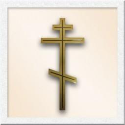 Крест из бронзы 23052-40