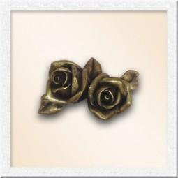 Розы из бронзы 40021-5