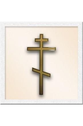 Крест из бронзы 23043-15