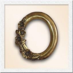 Рамка для керамики из бронзы 50002-16
