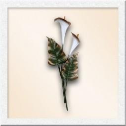 Цветы из бронзы 29026-40