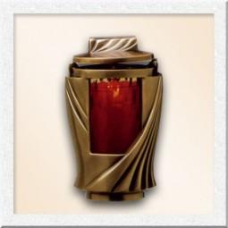 Лампада из бронзы 10504-15