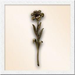 Цветы из бронзы 29404-23
