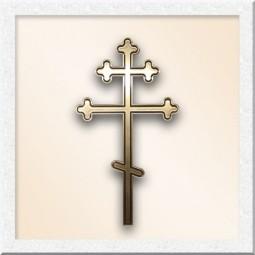 Крест из бронзы 23082-40