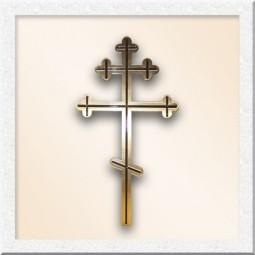Крест из бронзы 23090-15