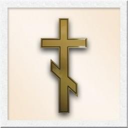 Крест из бронзы 23060-40