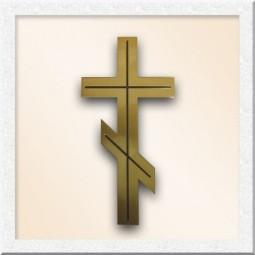 Крест из бронзы 23071-15