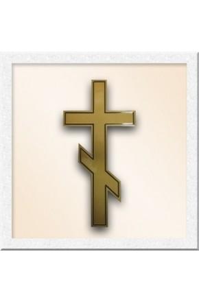Крест из бронзы 23060-15
