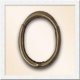 Рамка для керамики из бронзы 50006-14