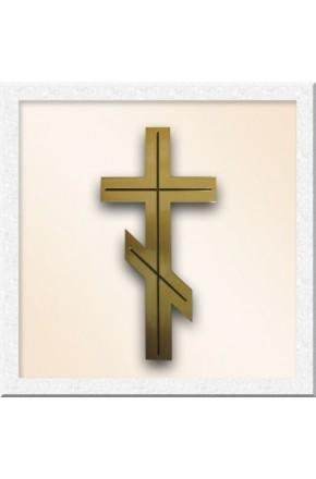 Крест из бронзы 23071-40