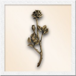 Цветы из бронзы 40006-40