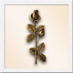 Цветы из бронзы 29574-27