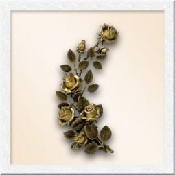 Цветы из бронзы 29351-39