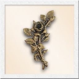 Цветы из бронзы 40011-19