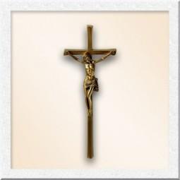 Крест с распятием из бронзы 24298-50