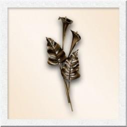 Цветы из бронзы 29020-40