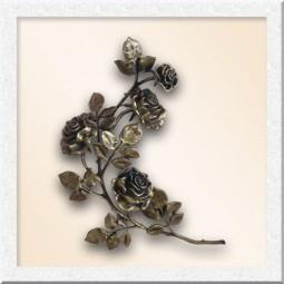 Цветы из бронзы 40001-45