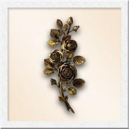 Цветы из бронзы 29016-42