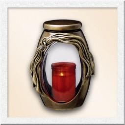 Лампада из бронзы 10622-24