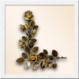 Цветы из бронзы 29323-28