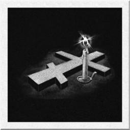 Гравировка свечей ИС008