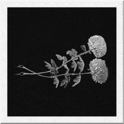 Гравировка цветов ИЦ010