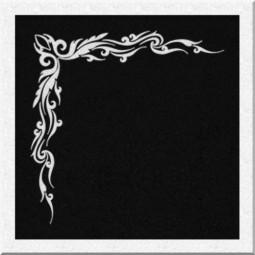 Гравировка виньетки ИВ011