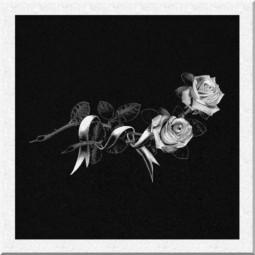 Гравировка цветов ИЦ003