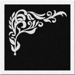 Гравировка виньетки ИВ010