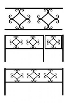 Ограда №12