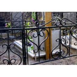 Ковка ограда № 2