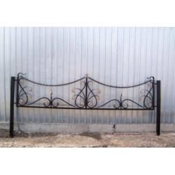 Ковка ограда № 3