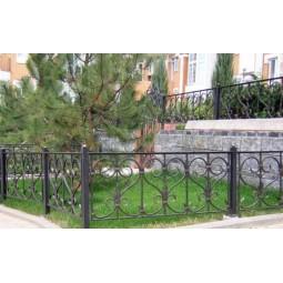 Ковка ограда № 35