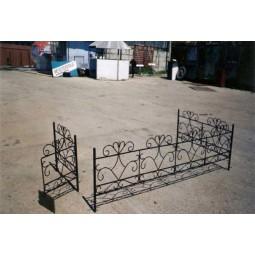 Ковка ограда № 40